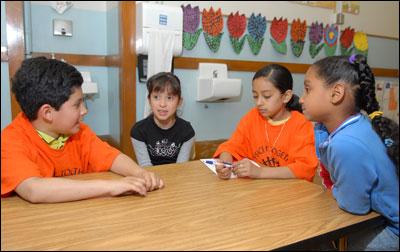 Peer Mediation | St John's Primary School