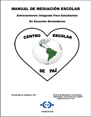 Free Spanish Language Peer Mediation Manual and Training